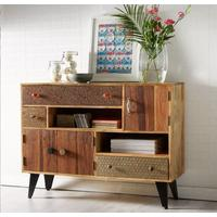 Sorio 3 door 3 drawer sideboard by Icona Furniture