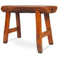 Rounded Top Stool by Shimu