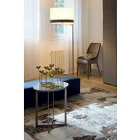 Elysee round bedside table by Icona Furniture