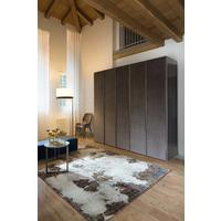 Elysee 5 door (fabric) wardrobe by Icona Furniture