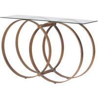 Four Hoop Console Table by Out There Interiors