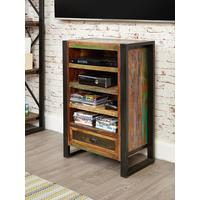 Urban Chic Entertainment Cabinet by Baumhaus Furniture