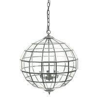 Lyme Bevelled Glass Pendant Modern Design