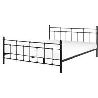 Lynx Metal Frame Bed