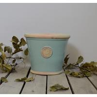 <b>PRE ORDER</b> Kew Gardens Grande Pot - Tiffany Blue Large by The Orchard