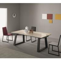 Mango extending dining table by Icona Furniture