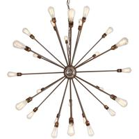 Nagano sputnik chandelier by Mullan Lighting