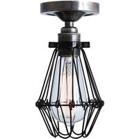 Apoch Industrial Cage Ceiling Light