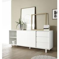 Ancona  Sideboard - Matt White Finish by Andrew Piggott Contemporary Furniture