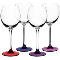 LSA Coro Wine Glasses - Berry by Red Candy