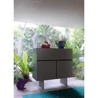Settanta 3 door cupboard by Icona Furniture
