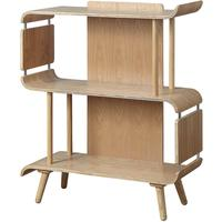 Jual Vienna Retro Short Bookcase PC611