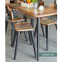 Coastal Chic Dining Chair (Pack of two) by Baumhaus Furniture