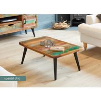 Coastal Chic Coffee Table Reclaimed Timber