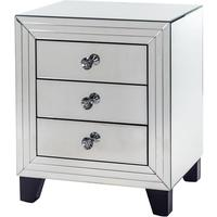 Triple Border Venetian Bedside Table