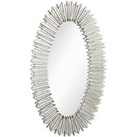 Tulla Oval Mirror by RV Astley