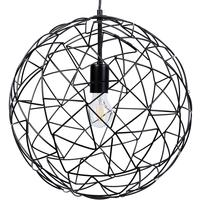 Lemme Ceiling Spherical Metal Wire Pendant