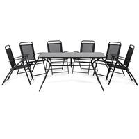 LIVO Garden Dining Set by Beliani