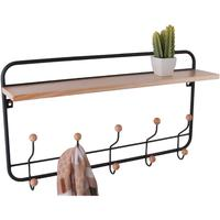 Coat Rack Shelf - Natural by Red Candy