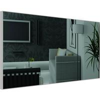 Popy Graphite Mirror rectangular by Piaggi