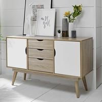 Scuna 2 door 3 drawer sideboard by Icona Furniture