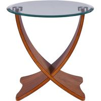 JF309 - Siena Lamp Table OAK - *COMING SOON* PRE ORDER FOR DELIVERY W/C 17/08/20 by Jual Furnishings