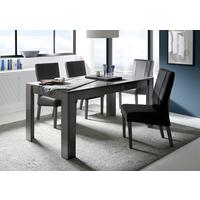 Treviso Dining Table - Gloss Grey Finish by Andrew Piggott Contemporary Furniture