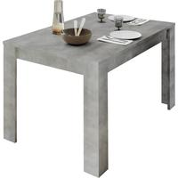 Como 137cm Dining Table with 48cm Extension - Grey Finish  by Andrew Piggott Contemporary Furniture