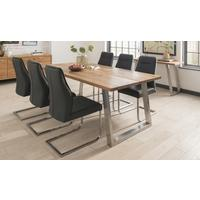 Trieste dining table by Icona Furniture
