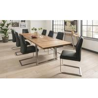 Trieste extending dining table by Icona Furniture