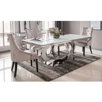 Briona dining table by Icona Furniture