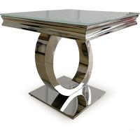Briona lamp table by Icona Furniture