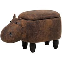 HIPPO Stool by Beliani