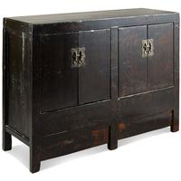 Antique Shanxi Double Cabinet by Shimu