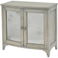 Fairmont Mindi Wood Small Cabinet by The Libra Company