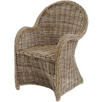 Toba Rattan Armchair by The Libra Company