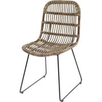 Toba Rattan Dining Chair by The Libra Company