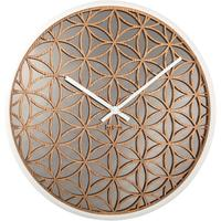 Nextime Bella Mirror Wall Clock by Red Candy