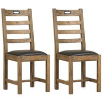 New York ladder back dining chair by Icona Furniture
