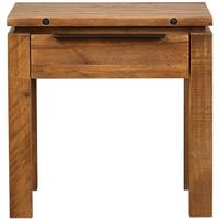 New York 1 drawer lamp table by Icona Furniture
