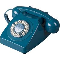 Wild & Wolf 746 Phone - Biscay Blue by Red Candy