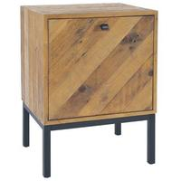 Thorpe Parquet Small Cupboard by The Orchard