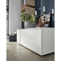 Laura Low Sideboard - White by Andrew Piggott Contemporary Furniture