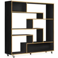 Southbury room divider bookcase by Icona Furniture
