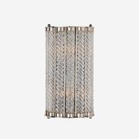 Eaton Wall Light Polished Nickel