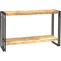 Cosmo Industrial Console Table Reclaimed