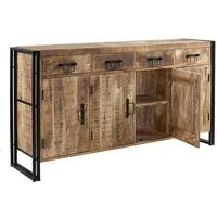 Cosmo Industrial Extra Large Sideboard  by Indian Hub