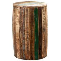 Coastal Drum Stool by Indian Hub