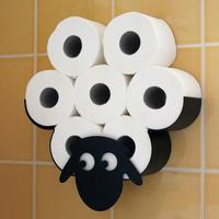Shearan the Sheep Toilet Roll Holder