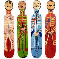 The Beatles Door Stopper Set